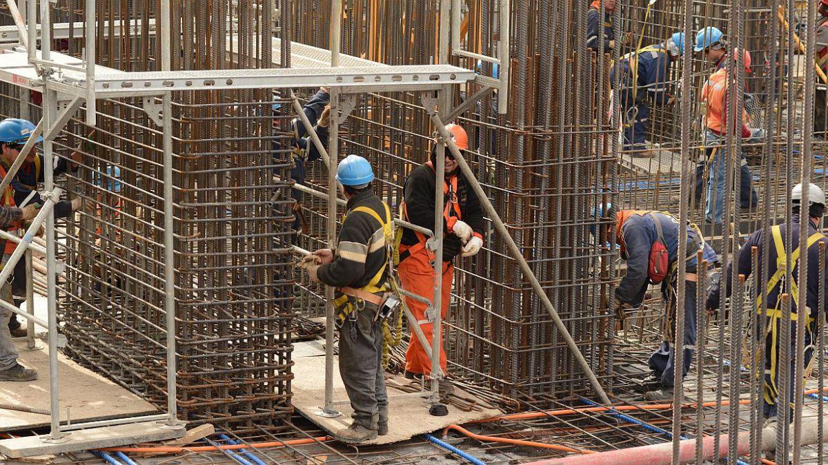 El costo de la construcci n trep un 1 1 y los precios for Costo de la construccion