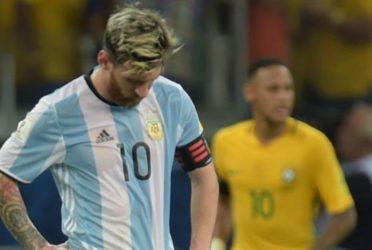 Brasil humilló a la selección: así quedo la tabla rumbo a Rusia 2018 1