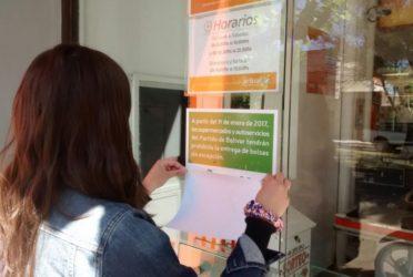 A partir del 2017 los supermercados de Bolívar no darán más bolsas