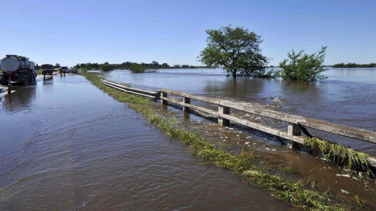 Areco trabaja en la prevención de inundaciones