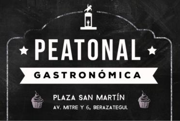 Conocé la peatonal gastronómica en Berazategui
