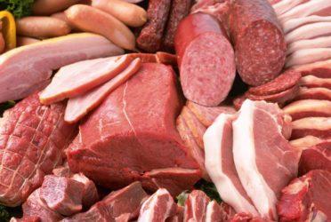 El consumo de carne cayó 6,7% en el año