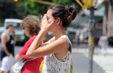 """La ola de calor se extenderá hasta el domingo y rige un """"alerta amarillo"""" 1"""