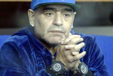 Maradona habló sobre la partida de Tevez al fútbol chino