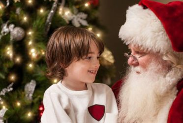 Papa Noel llegará el sábado a Lomas