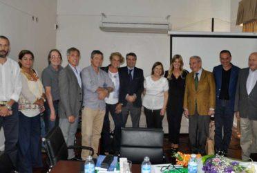 Presentaron el proyecto del primer edificio universitario en Cañuelas