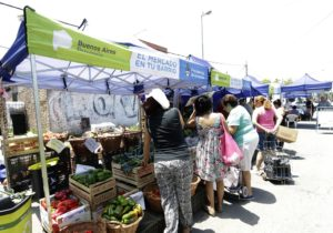 Próximas fechas del Mercado en tu Barrio