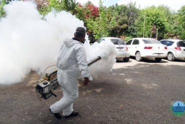 José C. Paz continúa con las fumigaciones contra dengue, zika y chikungunya