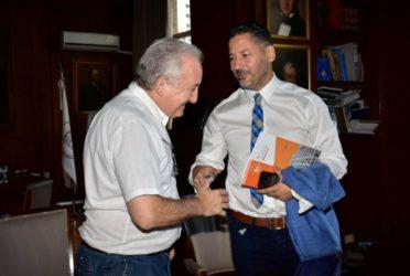 Merlo realiza convenio con la Facultad de Medicina de la UBA