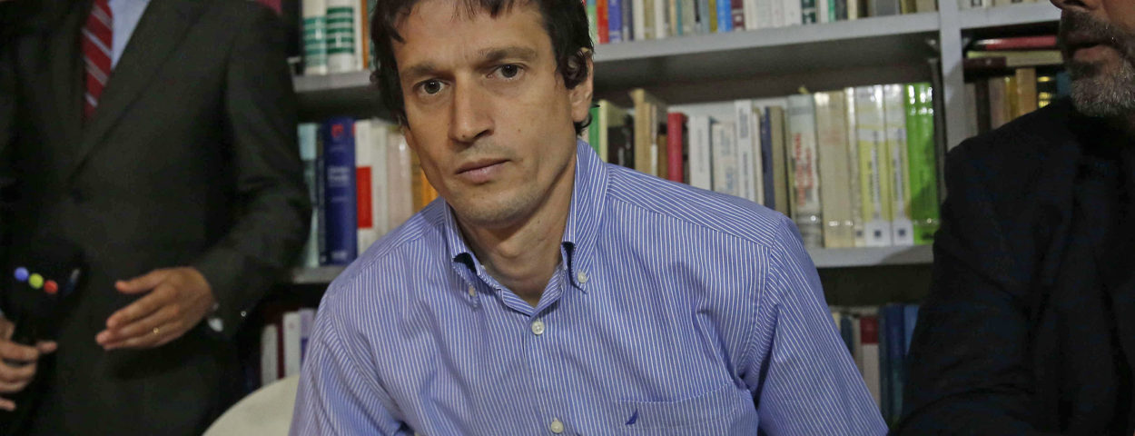 """Diego Lagomarsino: """"Nisman tomó la decisión de dispararse"""""""