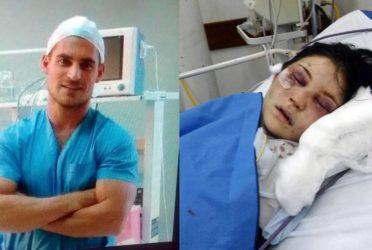"""Habló el hermano del anestesista: """"No queremos que lo liberen, es un peligro"""""""