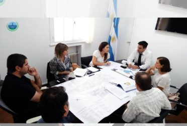 José C. Paz y AySA delineraron el plan maestro que proveerá de agua y cloacas al distrito 3
