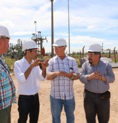 La Subestación Transformadora de Bolívar estará terminada y funcionando a fin de año