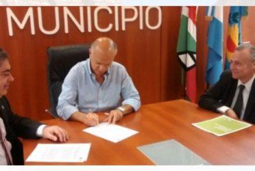Lanús firma convenio para sumar asistencia jurídica