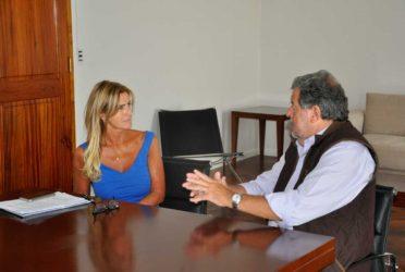 Marisa Fassi dialogó con el Ministro Elustondo sobre el proceso de modernización del Estado