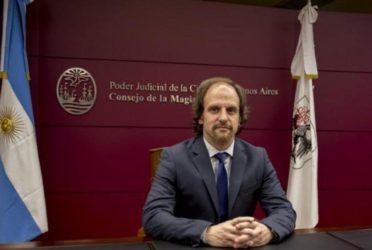 Para Pagani, el traspaso de la Justicia E