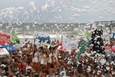 Siguen las fiestas de carnaval en La Costa