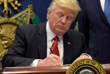 """Trump considera presentar un decreto migratorio """"completamente nuevo"""" tras el revés judicial 1"""