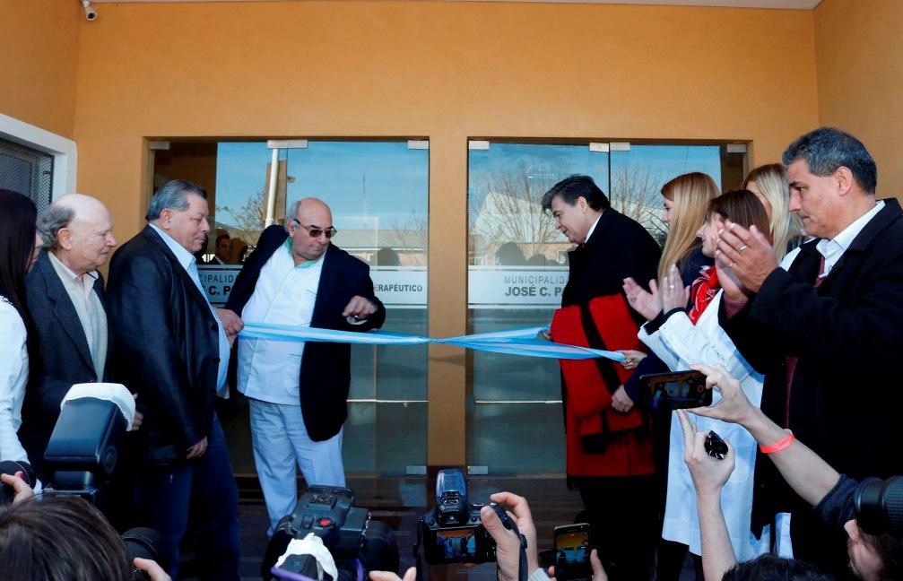 Mario Ishii Inaugur El Cuarto Hospital Mental Y