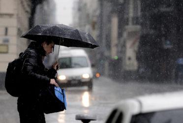 Lluvia en Provincia y Ciudad de Buenos Aires
