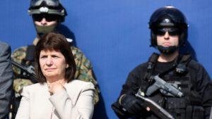 Justicia apoya el nuevo protocolo de armas de fuego
