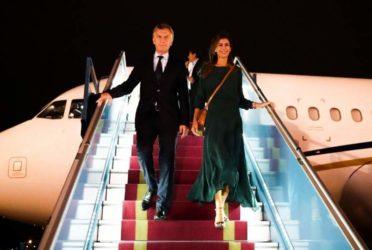 Macri llegó a Vietnam