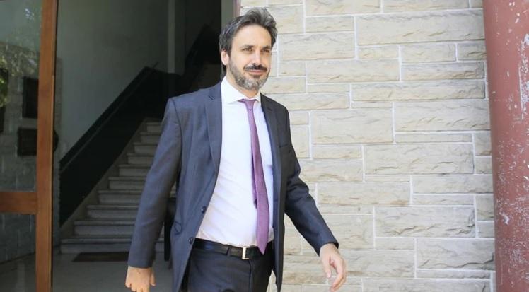 El juez Alejo Ramos Padilla