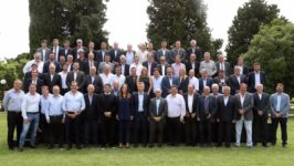 Macri y Vidal junto a intendentes bonaerenses